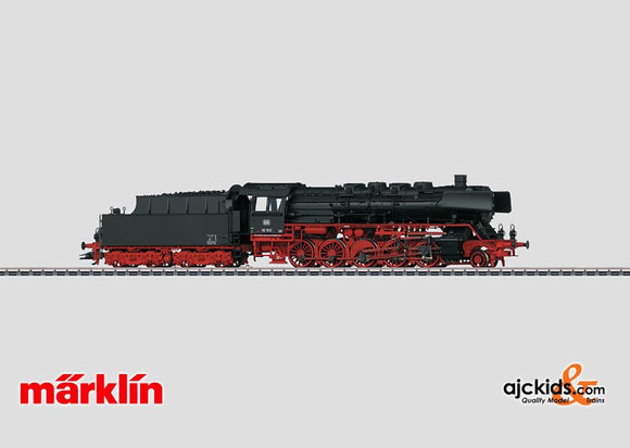 Marklin 37810 - Freight Steam Locomotive BR 50 (Sound) in H0 Scale