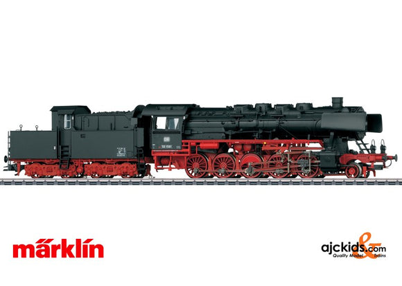 Marklin 37835 - Steam Freight Locomotive with a Cabin Tender