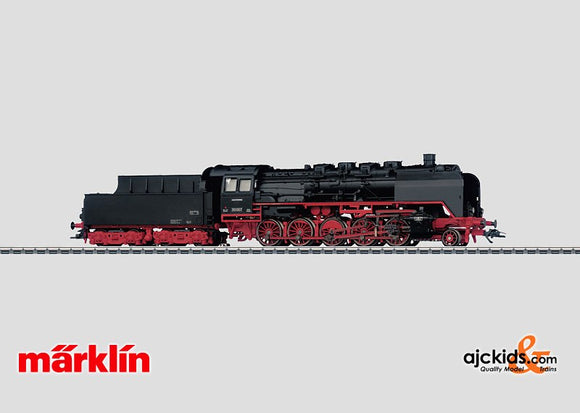 Marklin 37849 - Steam Locomotive with a Tender BR 50 in H0 Scale