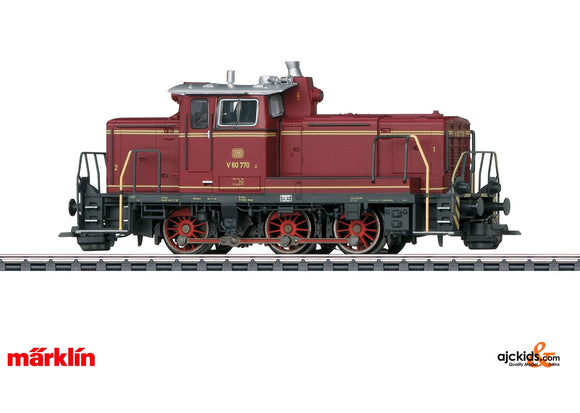 Marklin 37861 - Class V 60 Diesel Switch Engine in H0 Scale