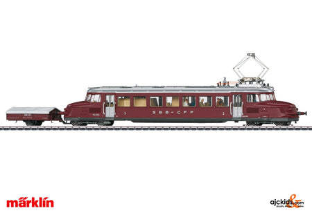 Marklin 37869 - Class RCe 2/4 Powered Rail Car