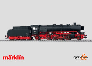 Marklin 37921 - Steam locomotive with tender BR 41 in H0 Scale