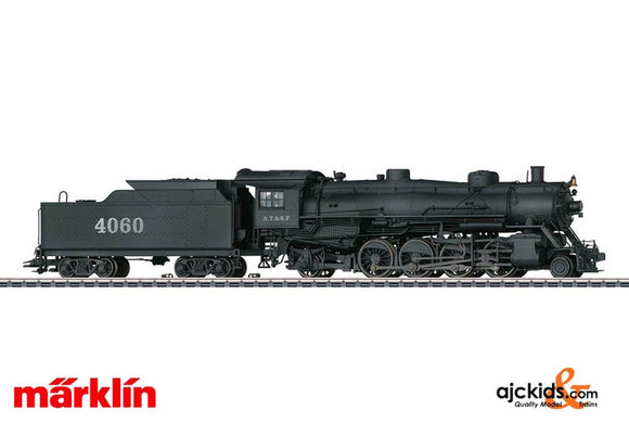 Marklin 37935 - A.T.&S.F. Mikado Steam Locomotive w/Tender