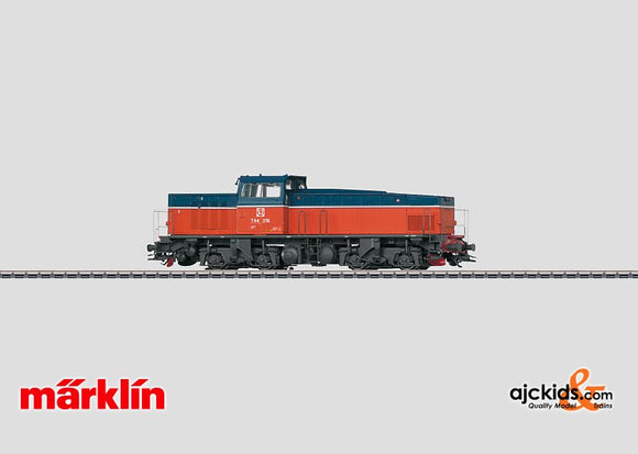 Marklin 37940 - Heavy Diesel Locomotive class T44 in H0 Scale