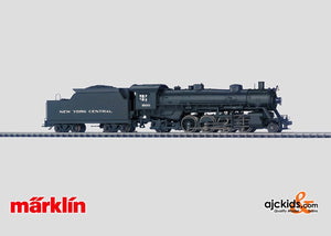 Marklin 37970 - Steam locomotive with Tender Mikado in H0 Scale