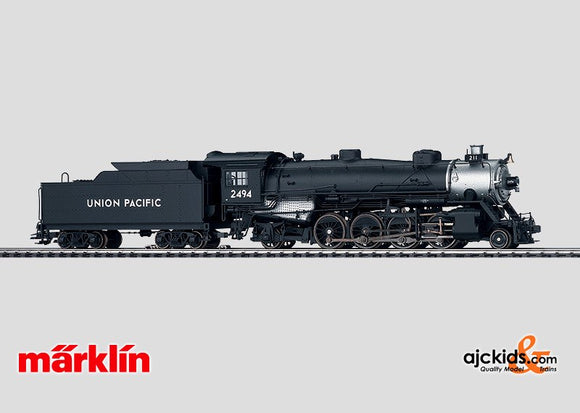 Marklin 37973 - UP Steam locomotive with tender *used*