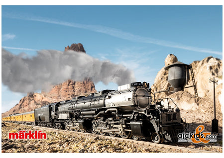 Marklin 37997 - Big Boy Class 4000 Steam Locomotive