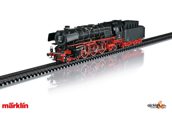 Marklin 39005 - Express Steam Locomotive with a Tender, Road Number 01 202