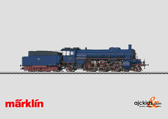 Marklin 39023 - Express Locomotive with a Tender Toy Fair 2012