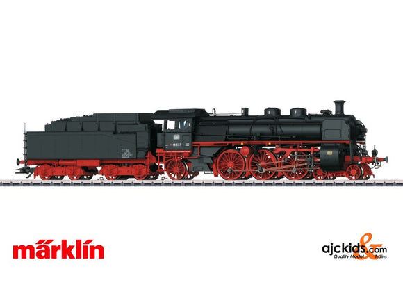 Marklin 39030 - DB BR 18.5 Insider (MFX+ Sound) in H0 Scale