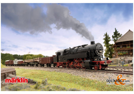 Marklin 39098 - Class 95.0 Steam Locomotive
