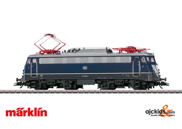 Marklin 39124 - DB Class 110.3 Electric Locomotive