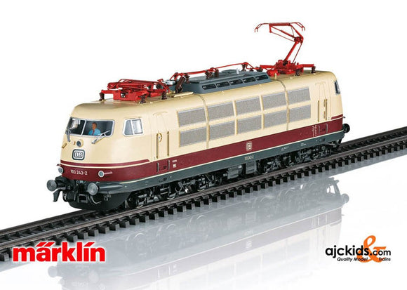 Marklin 39170 - Class 103.1 Electric Locomotive (Insider) in H0 Scale