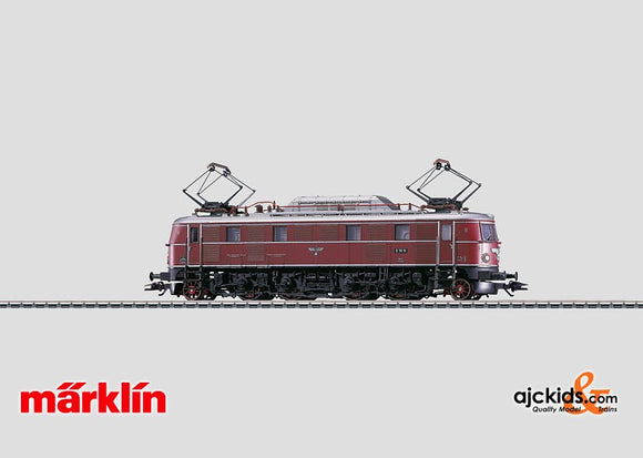 Marklin 39192 - Electric Locomotive E 19 in H0 Scale