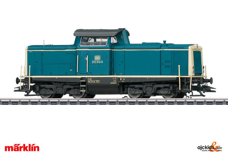 Marklin 39212 - Class 212 Diesel Locomotive in H0 Scale