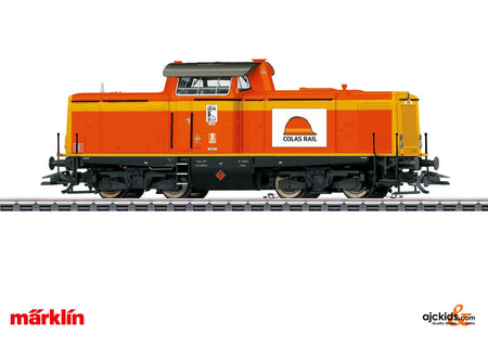 Marklin 39214 - Class 212 Diesel Locomotive in H0 Scale