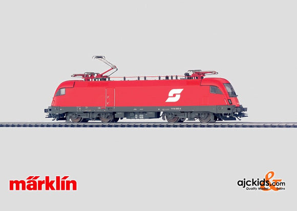 Marklin 39358 - Electric Locomotive Taurus in H0 Scale
