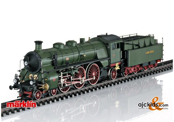 Marklin 39436 - Class S 3/6 Steam Locomotive, the