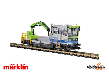 Marklin 39548 - BLS ROBEL Tm 235 Powered Track Car in H0 Scale