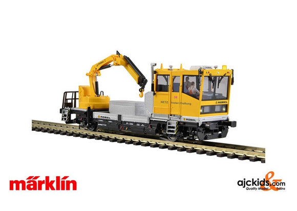 Marklin 39549 - ROBEL 54.22 Powered Track Car in H0 Scale