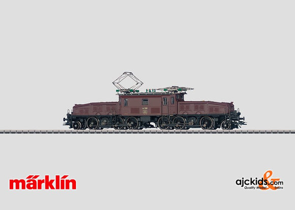 Marklin 39562 - Crocodile Electric Locomotive in H0 Scale