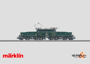 Marklin 39563 - Crocodile Electric Locomotive in H0 Scale