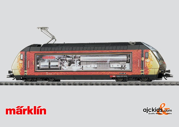 Marklin 39601 - Electric Locomotive BR 460