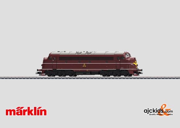 Marklin 39670 - Diesel Locomotive NOHAB MY 1100 in H0 Scale