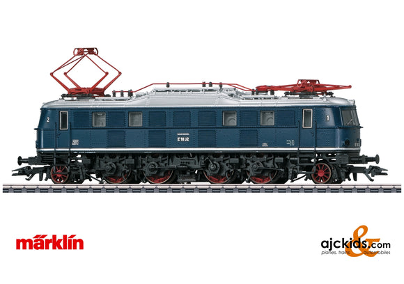 Marklin 39683 - Class E 18 Electric Locomotive
