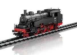 Marklin 39753 - Class 75.4 General-Purpose Steam Tank Locomotive Insider