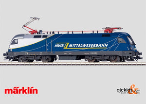 Marklin 39834 - Electric locomotive ES64U2 in H0 Scale