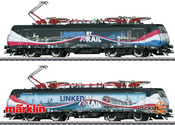 Marklin 39862 - Electric Locomotive in H0 Scale