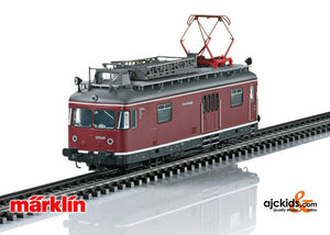 Marklin 39974 - TVT Powered Catenary Maintenance Rail Car
