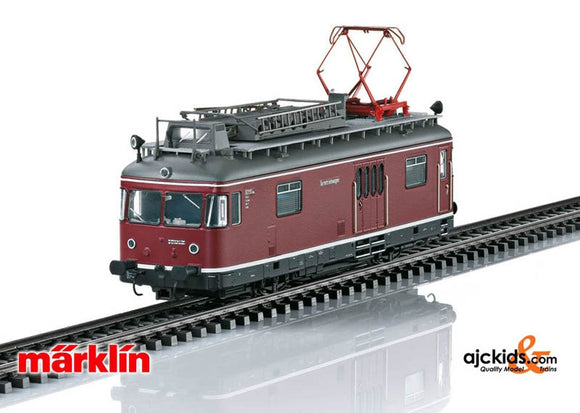 Marklin 39974 - TVT Powered Catenary Maintenance Rail Car in H0 Scale