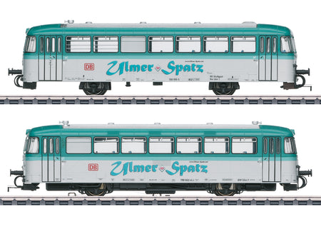 Marklin 39977 - Class 798 Powered Rail Car Ulmer Spatz