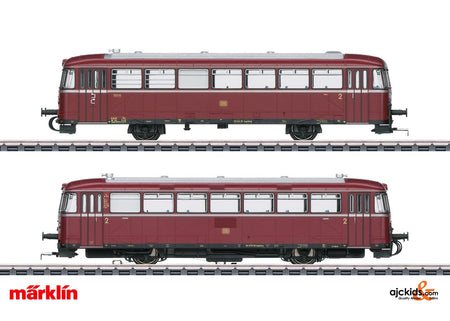Marklin 39978 - Class VT 98.9 Powered Rail Car