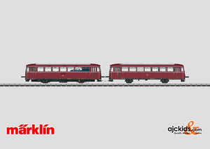 Marklin 39984 - Rail Bus with Control Car in H0 Scale