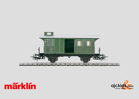 Marklin 4038 - Luggage Car
