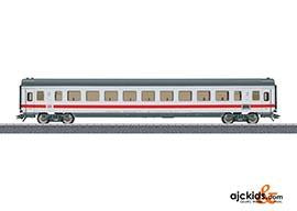 Marklin 40501 - DB AG Intercity Express Trains Passenger Car 2nd class (Start Up) in H0 Scale