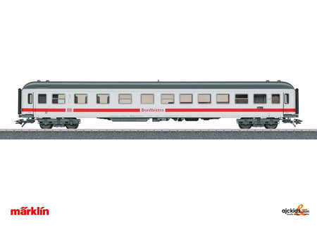 Marklin 40502 - DB AG Intercity Bord Bistro Car 1st class (Start Up) in H0 Scale