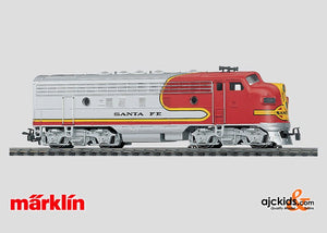 Marklin 40622 - Diesel Electric Locomotive (Non-Powered) in H0 Scale