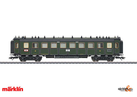 Marklin 41359 - K.Bay.Sts. Type CCu Express Train Passenger Car 3rd class