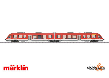 Marklin 41731 - Commuter Rail Car (unpowered dummy)