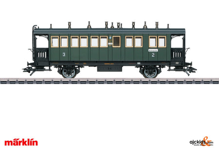 Marklin 42071 - Bavarian Design Passenger Car