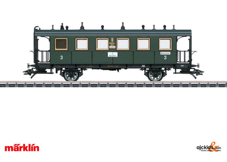 Marklin 42081 - Bavarian Design Passenger Car