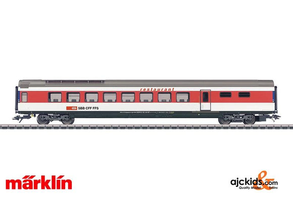 Marklin 42174 - SBB Mark IV Dining Car