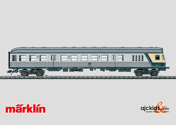 Marklin 4257 - Commuter Car with Control Cab in H0 Scale