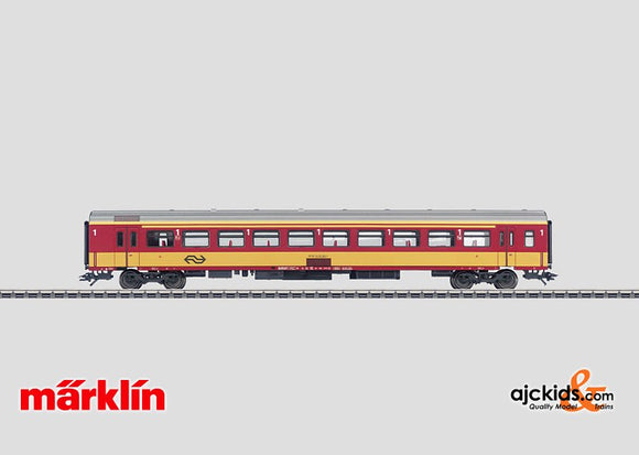 Marklin 42647 - Inter-City Express Train Passenger Car in H0 Scale