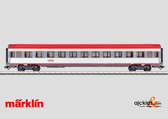 Marklin 42721 - Express Train Car in H0 Scale