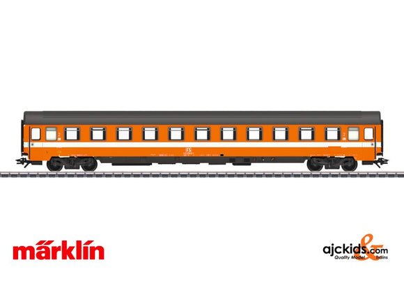 Marklin 42920 - Eurofima Passenger Car in H0 Scale